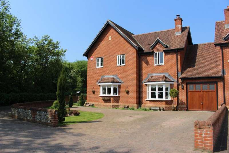 4 Bedrooms Detached House for sale in THE MALTINGS, HAMBLEDON
