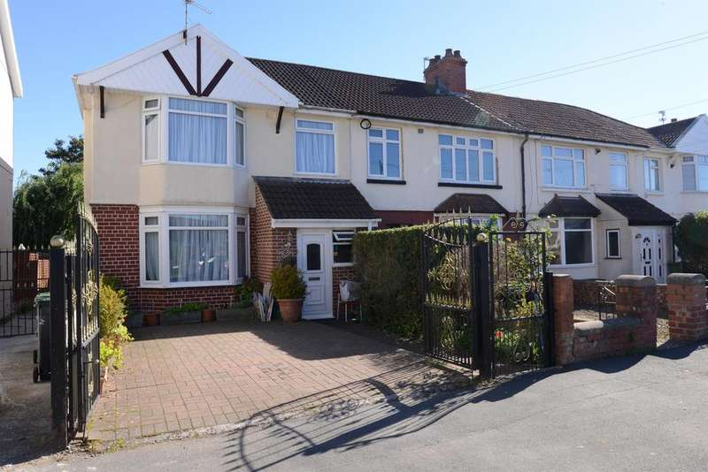 3 Bedrooms Semi Detached House for sale in Church Road, Hanham