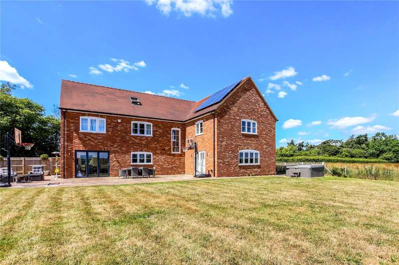 7 Bedrooms Detached House for sale in Reading Road, Mattingley, Hook, Hampshire, RG27