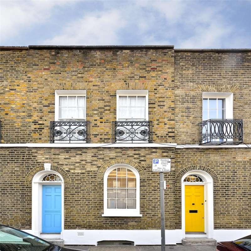 4 Bedrooms Terraced House for sale in Jubilee Street, Whitechapel, London, E1