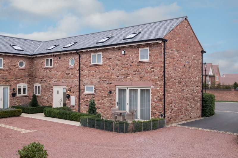 3 Bedrooms House for sale in 3 bedroom Barn Conversion Semi Detached in Stretton