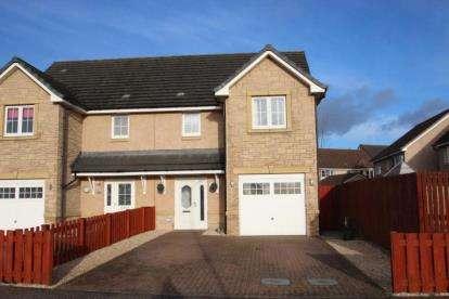 3 Bedrooms Semi Detached House for sale in Lochty Drive, Kinglassie