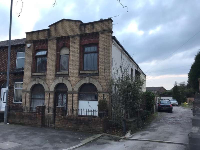 4 Bedrooms Semi Detached House for sale in 153-155 Church Street, Westhoughton, Greater Manchester