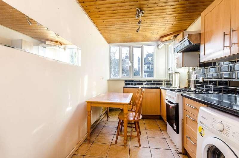 1 Bedroom Flat for sale in Cordwell Road, Lewisham, SE13