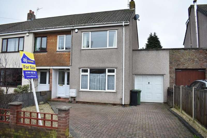 3 Bedrooms Semi Detached House for sale in Park Lane, Frampton Cotterell, Bristol