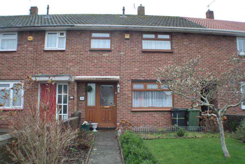 3 Bedrooms Terraced House for sale in Kilmersdon Road, Hartcliffe, Bristol, BS13 9NA