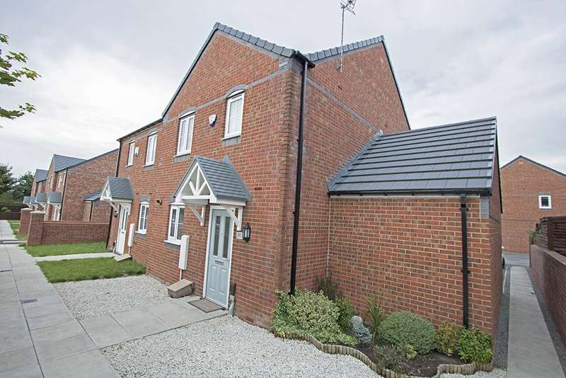 3 Bedrooms Semi Detached House for sale in Hoskins Lane, Middlesbrough TS4