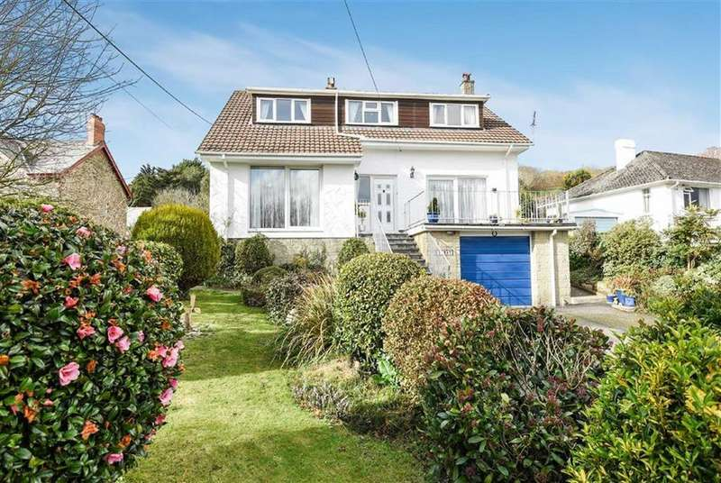 4 Bedrooms Detached House for sale in Goodleigh, Barnstaple, Devon, EX32