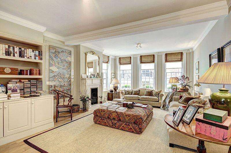 4 Bedrooms Terraced House for sale in Old Queen Street, St. James's Park, London, SW1H