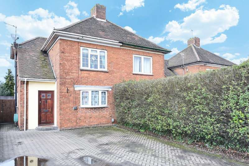 3 Bedrooms House for sale in Bicester Road, Aylesbury, HP19