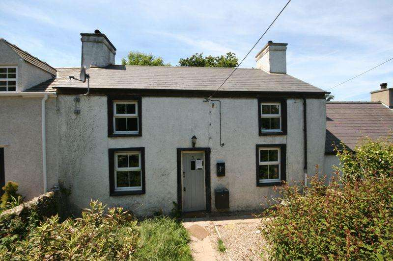 2 Bedrooms Cottage House for sale in Penysarn, Anglesey