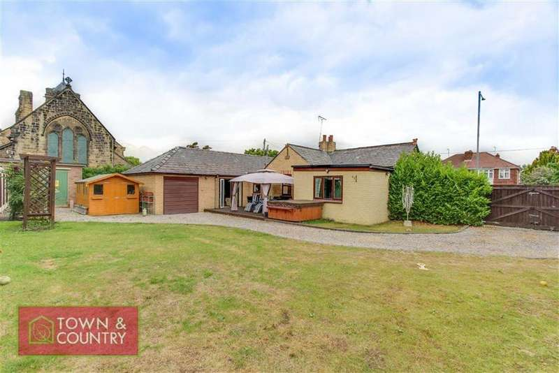 4 Bedrooms Detached Bungalow for sale in Church Hill, Church Street, Deeside, Flintshire