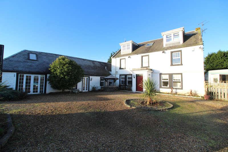 8 Bedrooms Detached House for sale in Kilmarnock Road, Monkton, Prestwick, KA9