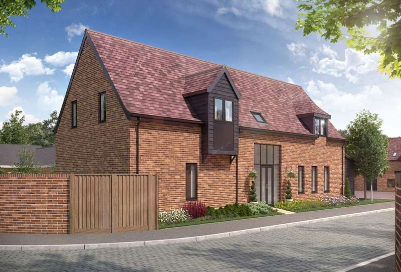 4 Bedrooms Detached House for sale in Traily House, Northill Meadows, Ickwell Road, Northill, SG18