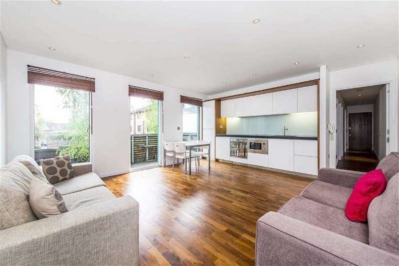 2 Bedrooms Flat for sale in Blueprint Apartments, Balham Grove, Balham