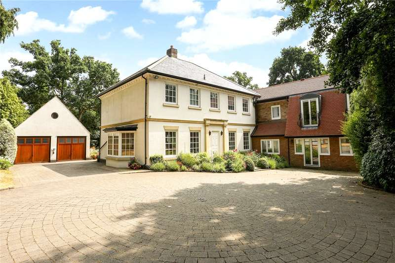 5 Bedrooms Detached House for sale in Ballencrief Road, Sunningdale, Berkshire, SL5