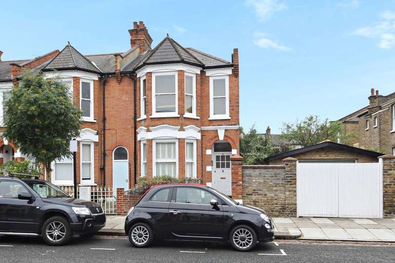 2 Bedrooms Flat for sale in Balliol Road, North Kensington, W10
