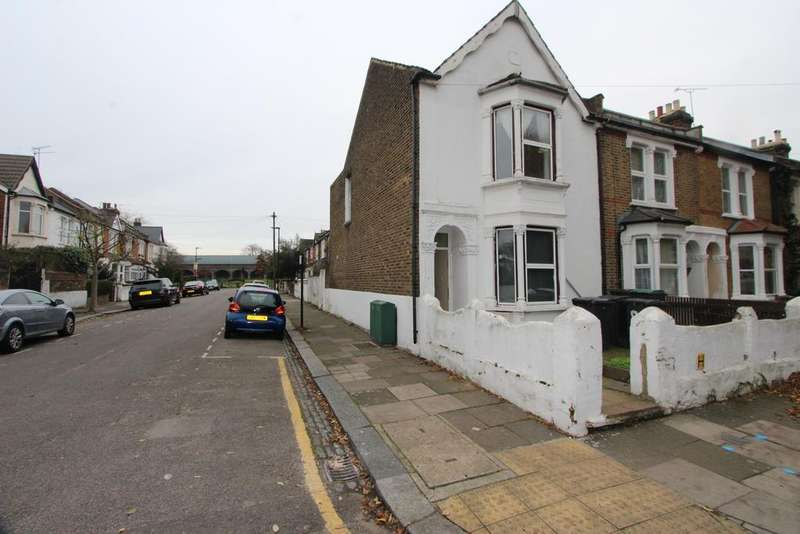 2 Bedrooms End Of Terrace House for sale in Greenfield Road, Tottenham N15