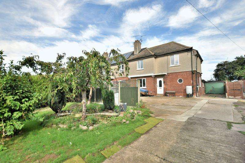 3 Bedrooms Semi Detached House for sale in Lincoln Road, Fenton, Lincoln