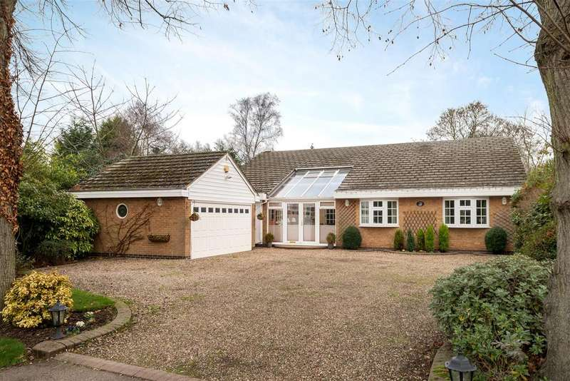 5 Bedrooms Detached Bungalow for sale in The Ridings, Rothley