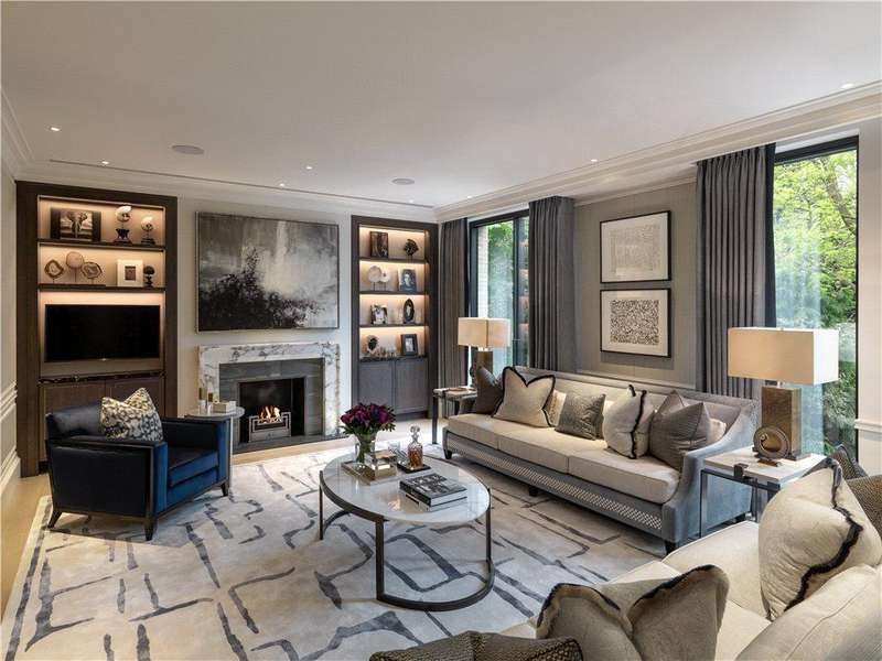 5 Bedrooms Terraced House for sale in Knighton Place, Yeoman's Row, Knightsbridge, SW3