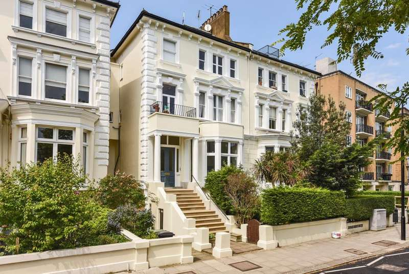 4 Bedrooms Flat for sale in Belsize Park, Hampstead, NW3