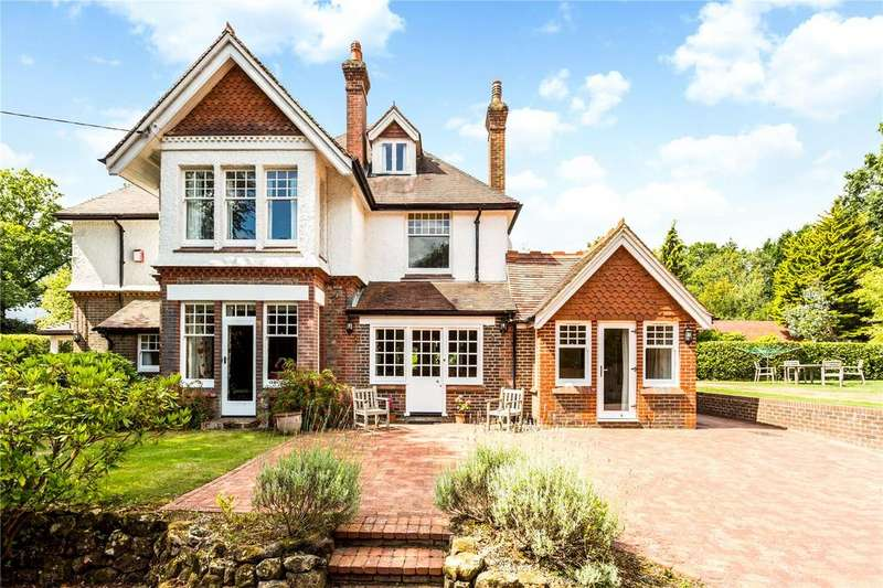 6 Bedrooms Detached House for sale in Roundwood Lane, Lindfield, West Sussex, RH16