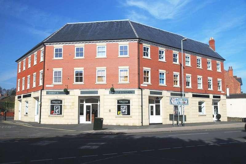 2 Bedrooms Apartment Flat for sale in Castlegate House, Bath Street, Ashby De La Zouch, LE65