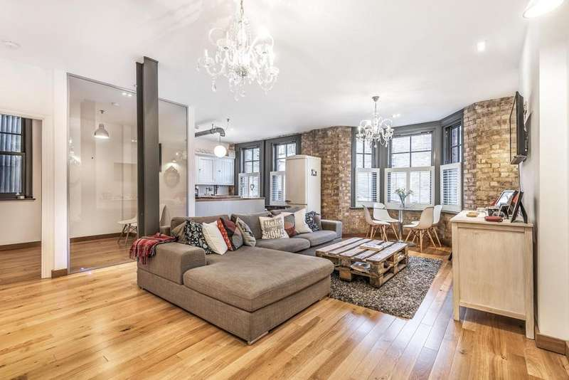 2 Bedrooms Flat for sale in Jasper Road, Crystal Palace