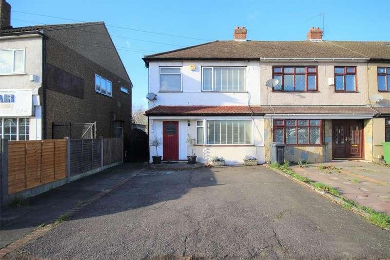 3 Bedrooms End Of Terrace House for sale in Cherry Tree Lane, Rainham, Essex