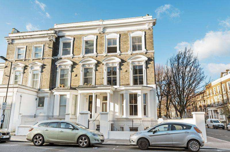 2 Bedrooms Apartment Flat for sale in Marylands Road, W9