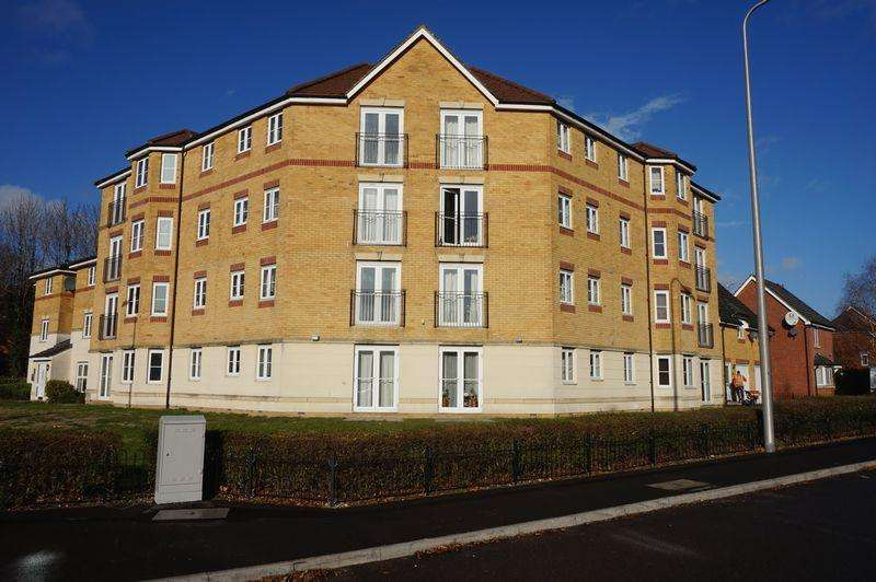 2 Bedrooms Apartment Flat for sale in Martingale Chase, Newbury