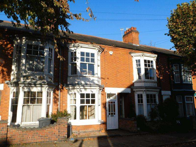 3 Bedrooms Terraced House for sale in Harrow Road, West End, Leicester