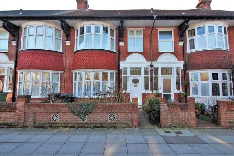 3 Bedrooms Terraced House for sale in Kirby Road, North End