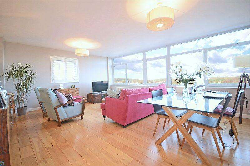 2 Bedrooms Apartment Flat for sale in Harley Place, Clifton Down, Bristol, BS8 3JU
