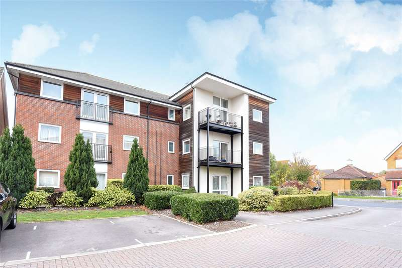 2 Bedrooms Apartment Flat for sale in Pembroke Grange, Amersham Road, Caversham, Reading, RG4