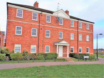 1 Bedroom Flat for sale in Long Roses, Birstall, Leicester, .