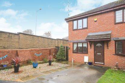 2 Bedrooms End Of Terrace House for sale in Padden Brook, Romiley, Stockport, Cheshire