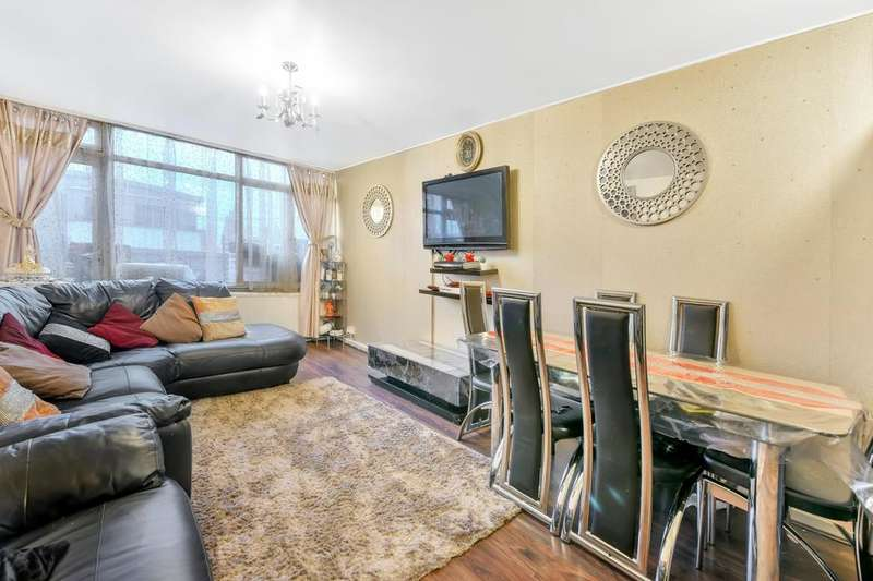 2 Bedrooms Flat for sale in Barnardo Gardens, Barnardo Street, London E1