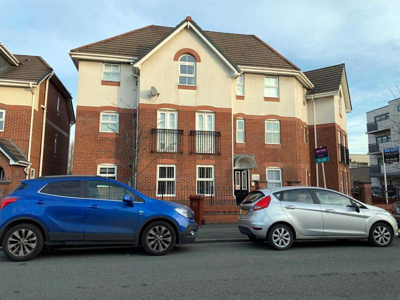 2 Bedrooms Apartment Flat for sale in Briarfield Road, Withington