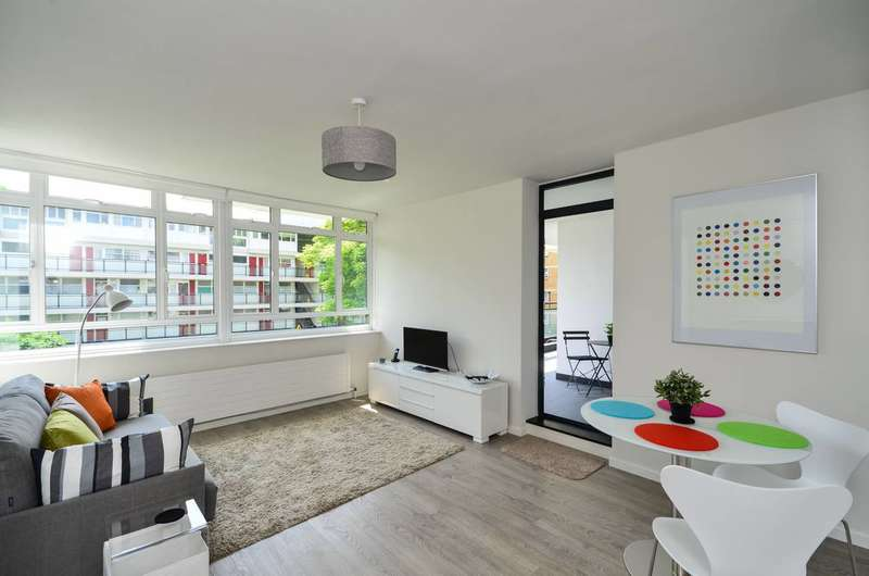 Studio Flat for sale in Churchill Gardens, Pimlico, SW1V