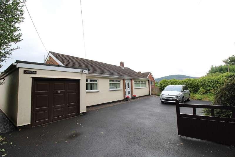 4 Bedrooms Detached House for sale in Penygarn Road, Penygarn, Pontypool, NP4