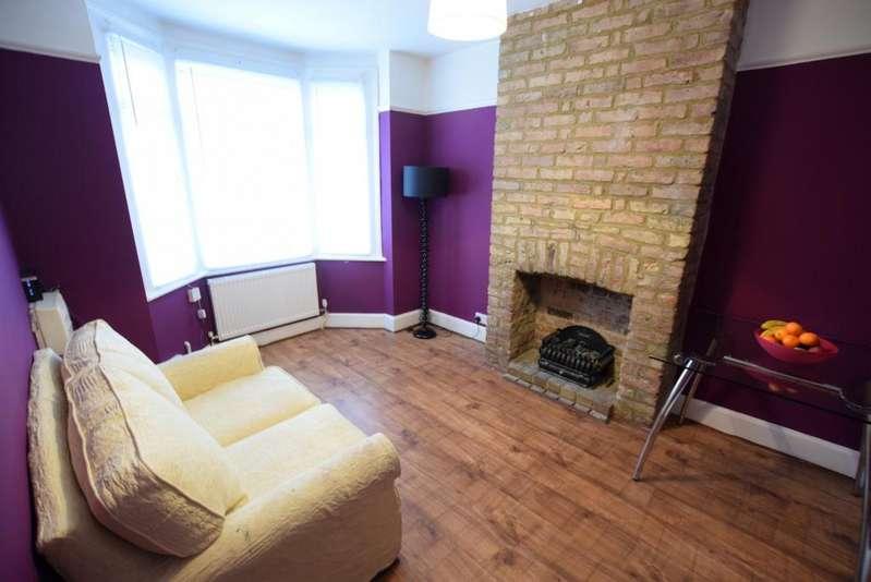 2 Bedrooms Terraced House for sale in Belgrave Road, Slough, Berkshire, SL1