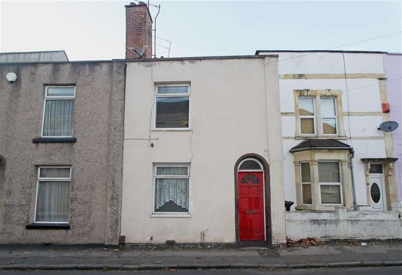 2 Bedrooms Terraced House for sale in Bannerman Road, Easton, Bristol