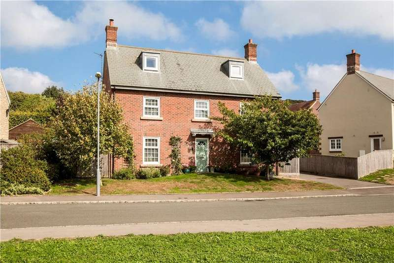 5 Bedrooms Detached House for sale in Harveys Close, Maiden Newton, Dorchester, DT2