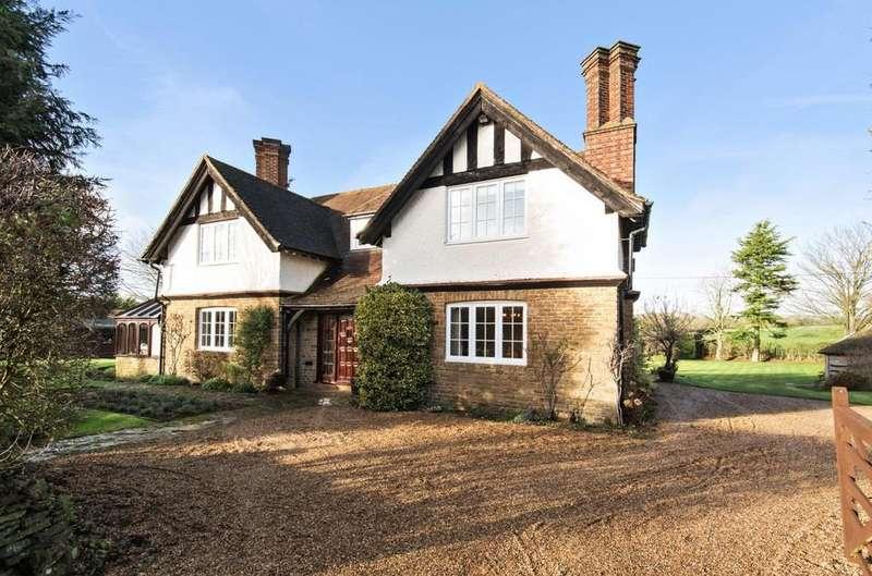5 Bedrooms Detached House for sale in Chalk Lane, Shackleford