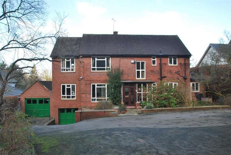 5 Bedrooms Detached House for sale in Howey Lane, Frodsham