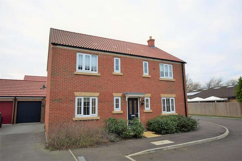 4 Bedrooms Detached House for sale in Salisbury Gardens, Bourne