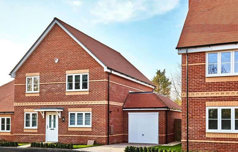 4 Bedrooms Detached House for sale in Pitts Lane, Earley, Reading, RG6