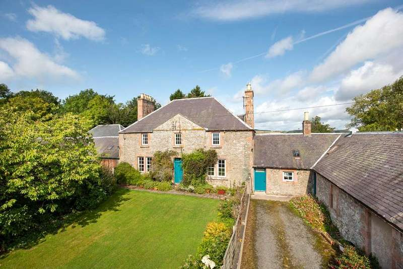 4 Bedrooms Detached House for sale in Melrose, Scottish Borders, TD6